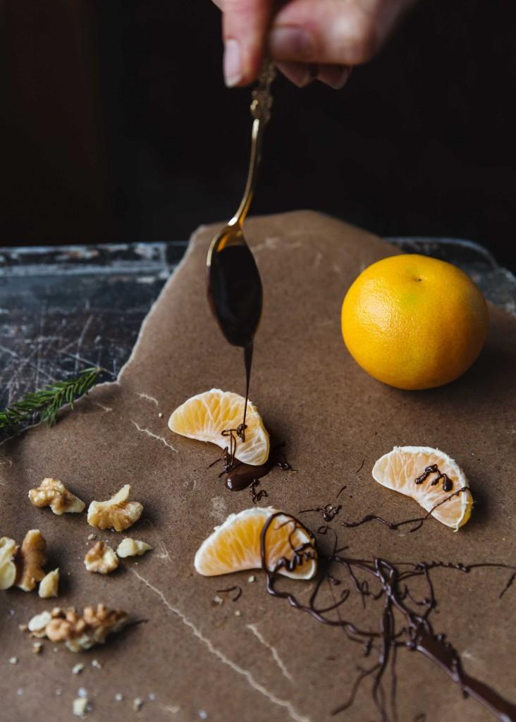 enkelt julgodis av clementin