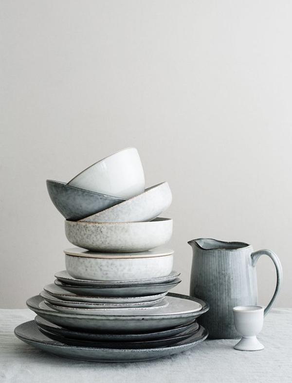 Inredningstrender 2017, keramik, rustik keramik, 70-tals keramik, broste copenhagen keramik