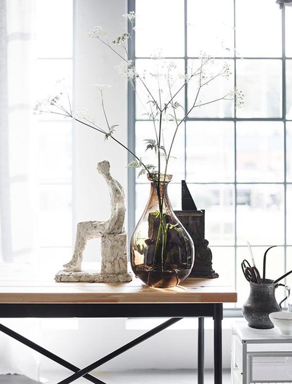 Inredningstrender 2017, konstverk, konst, skulptur, personlig inredning