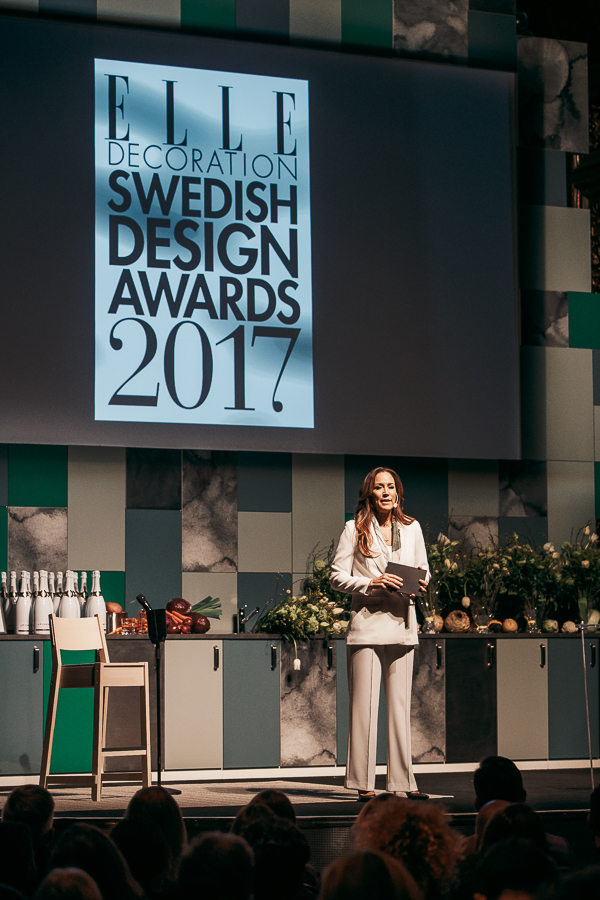 stockholm design week 2017, elle decoration swedish design awards, renee nyberg