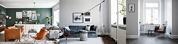 Inredningstips & inspiration vardagsrum