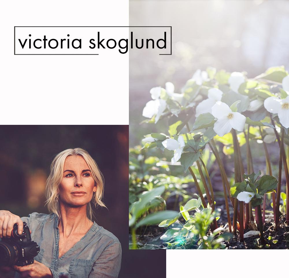 10 snabba med Victoria Skoglund