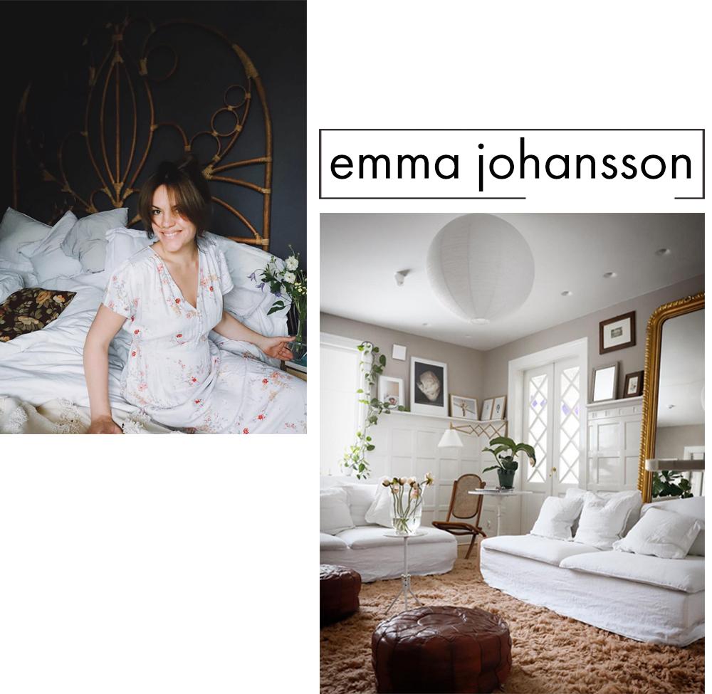 10 snabba med Emma Johansson/WhatDecoratesMyDay