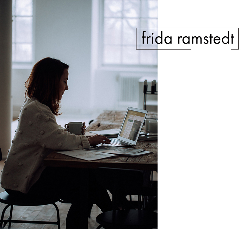 10 snabba med Frida Ramstedt/Trendenser