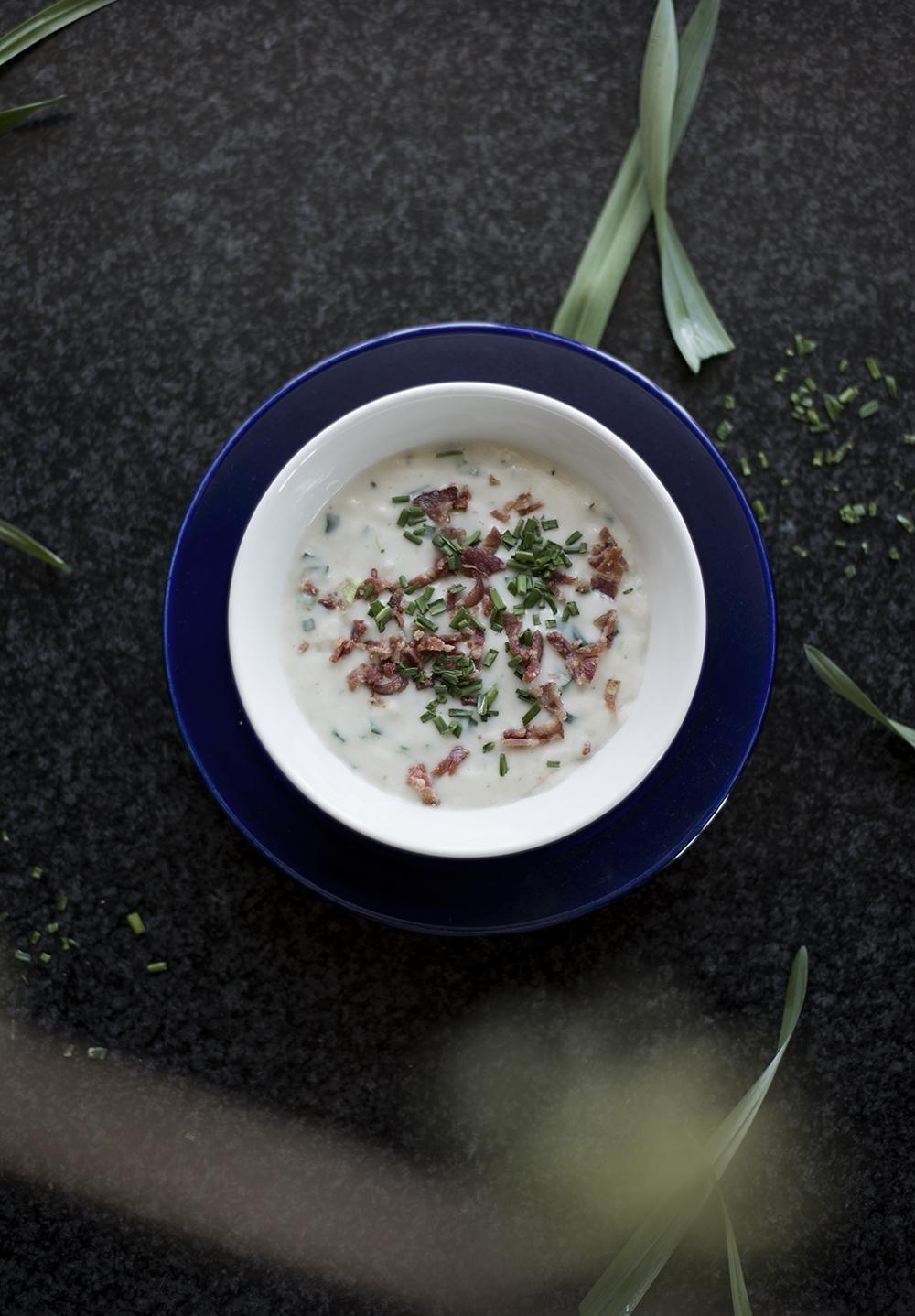 Recept på Kajpsoppa