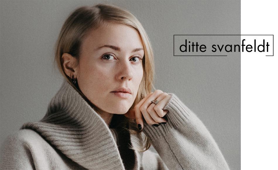10 snabba med Ditte Svanfeldt